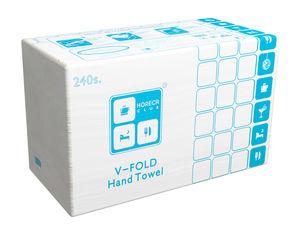 Y910SG. Бумажные полотенца для рук V-типа. 240 л.