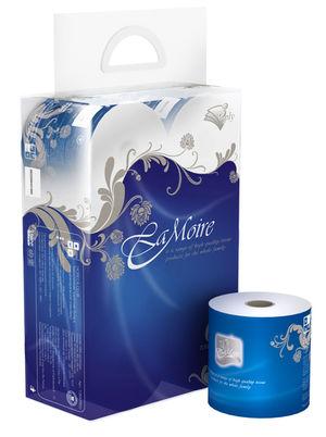 Y206SG. Трехслойная туалетная бумага (в индивидуальной упаковке)