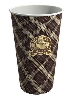 S480VT. Бумажный стакан для горячих напитков 480мл.