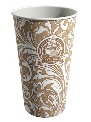 S400VT. Бумажный стакан для горячих напитков 480 мл.